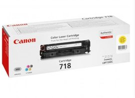 CANON MF8360, 8340, 8330, 8540, 8580, yellow, kap.2900s (CRG718Y) (O)