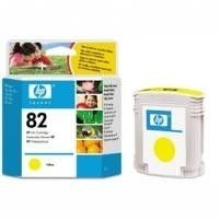 HP DesignJet 500, PS, 800, 815, cc800ps, 4200, yellow, 69ml, No.82 (C4913A) (O)