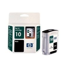 HP Bus.Inkjet 2xxx, DesignJet 100, black, No.10, 69ml (C4844A) (O)