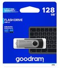 Goodram USB flash disk, 2.0, 128GB, UTS2, černý