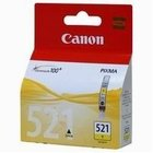 CANON iP3600, iP4600, MP620, MP630, MP980, CLI521Y, yellow, 2936B001,9ml, 505s (O)