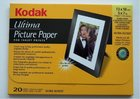 KODAK Ultima Picture Photo Paper (ultra-glossy) 270g 13 x 18 cm (20ks) - výprodej